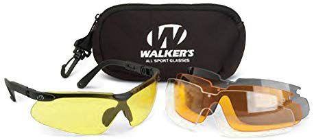 Oculos Balistico Tiro Esportivo Walkers