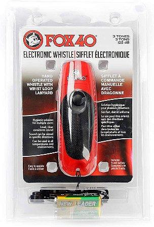 Apito Fox 40 Eletronico