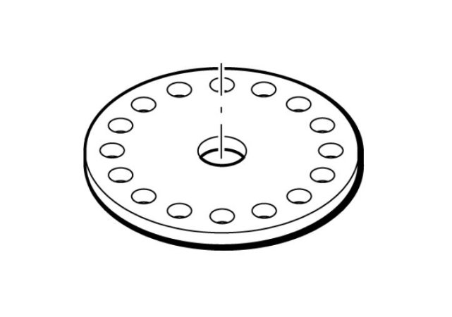 Dillon XL 650 Rotary Primer Disc 13499 13431