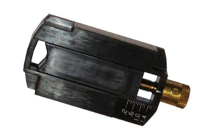Lee Micrometro Para Polvorimetros Automáticos Lee 90792
