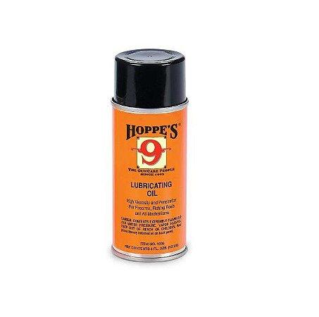 Hoppe 9 Oleo Lubrificante Armas Spray