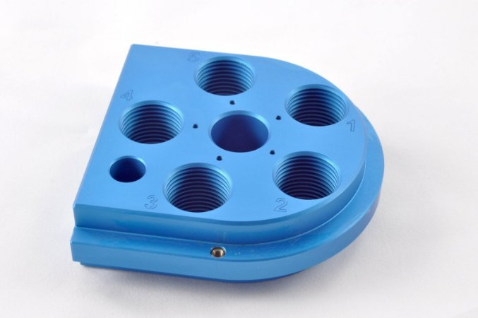Armanov Toolhead Dillon 650 750 Free Float Azul