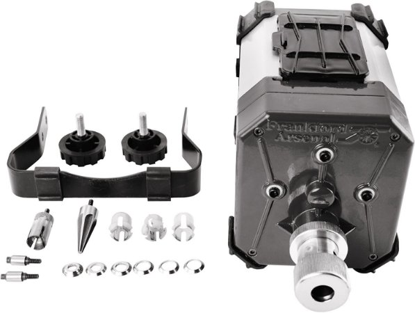 Frankford Platinum Series 220V Case Trimer e Prep System