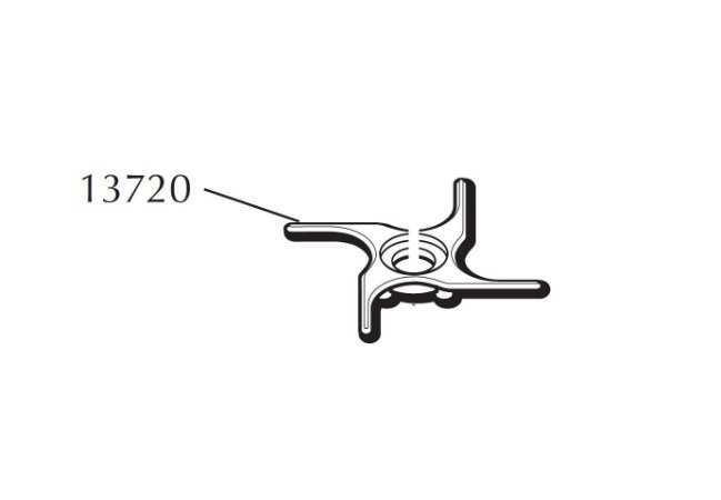 Dillon 550 Index Sprocket 13720