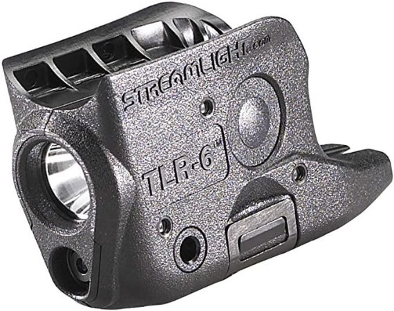 Streamlight TLR-6 Lanterna Glock 42 43
