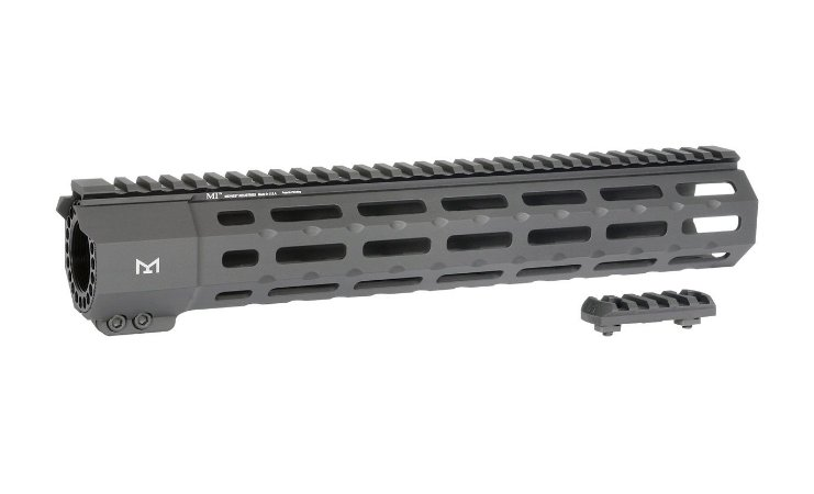 "Midwest Handguard AR15 T4  SP Series 12,6"" M-Lok"