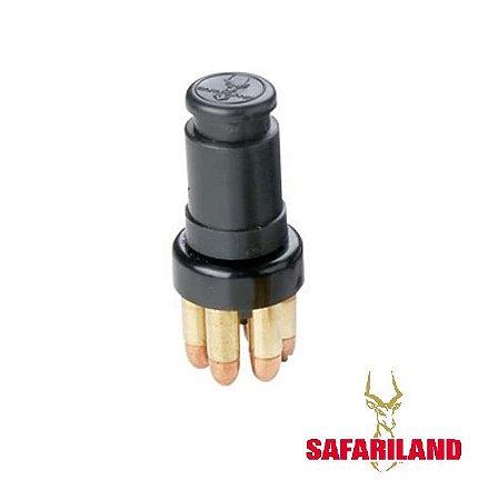 Speed Loader Safariland Revolver 38spl 357mag 6 Tiros