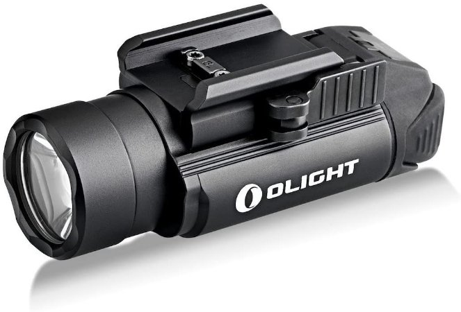 Olight Lanterna Pistola PL 2 Valkyrie 1200 Lumens Preto
