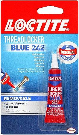 Loctite 242 Trava Rosca Azul 6 ml