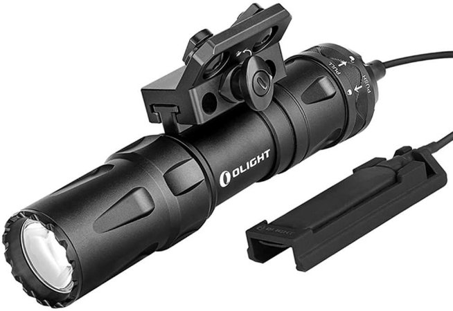 Olight Odin Mini 1250 Lumens Recarregavel Picatinny