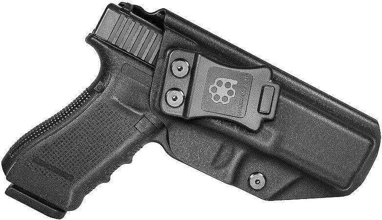Coldre Kydex Glock 17 22 31 (G 1-5) Destro