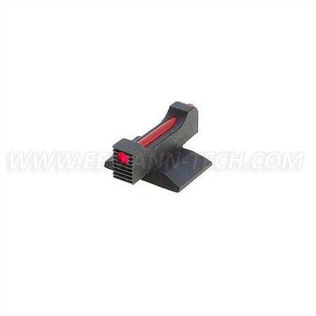 EEMANN TECH FRONT SIGHT FOR 1911/2011, CHECKERED 1mm