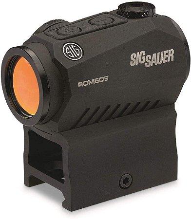 Sig Sauer Romeo 5 1x20mm Compact 2 Moa Red Dot Sight