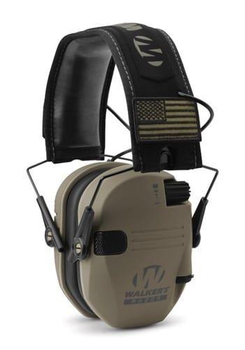 Abafador Eletrônico Razor Slim - Patriot Series FDE