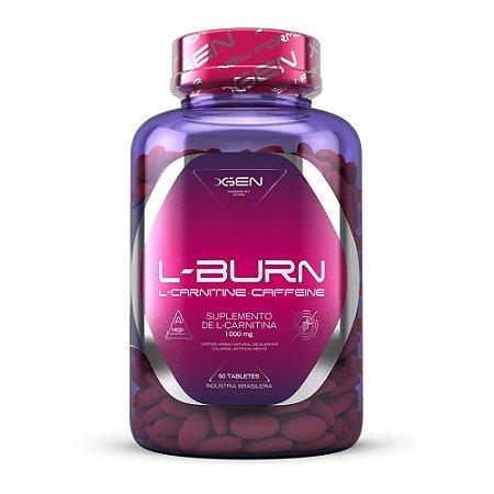 L-BURN L-Carnitine Caffeine 60 Tabs -Xgen