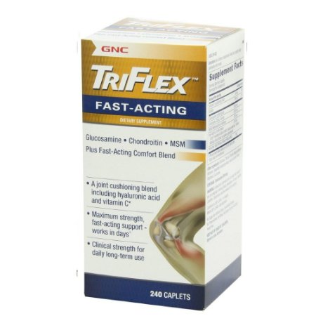 TriFlex Fast-Acting 120 TABS- GNC