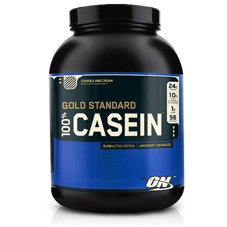 100% Gold Standard Casein - Optimum Nutrition