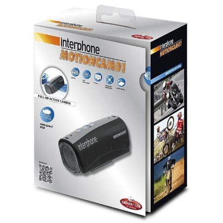 Câmera interphone MOTIONCAM01 FULL HD