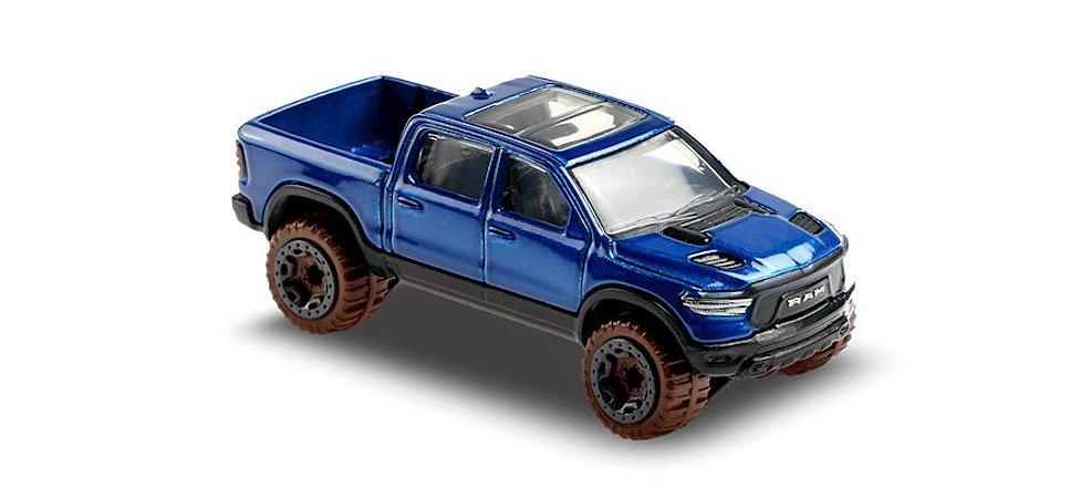 2020 Ram 1500 Rebel - 1/64 - #101 - Hot Wheels - Mattel