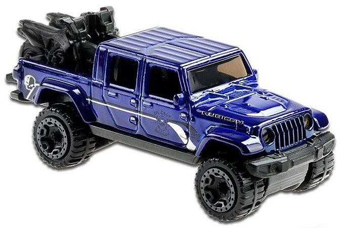 '20 Jeep Gladiator - 1/64 - #117 - Hot Wheels - Mattel