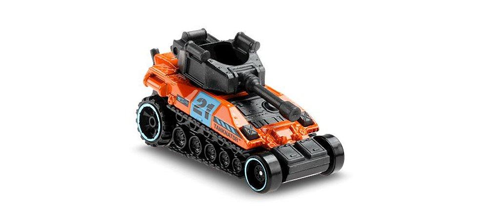 Tanknator - Experimotors - 1/64 - #5 - Hot Wheels - Mattel