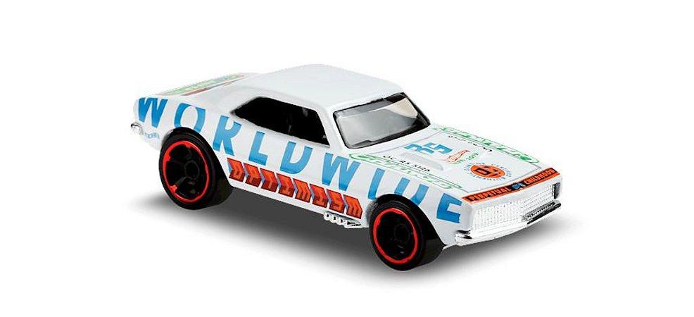 '67 Camaro - 1/64 - #110 - Hot Wheels - Mattel