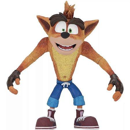 "Crash Bandicoot - 7"" Action Figure - Neca"