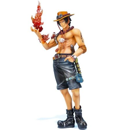 One Piece Portgas D Ace - 5th Annyversary Edition