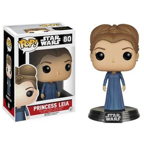 Star Wars VII - Princess Leia - Pop Funko - Vinyl