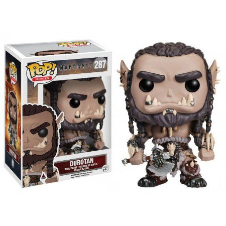 Warcraft - Durotan - Pop Movies - Funko Vinyl