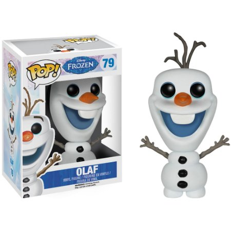 Frozen Disney - OLAF - Pop Disney - Funko Vinyl