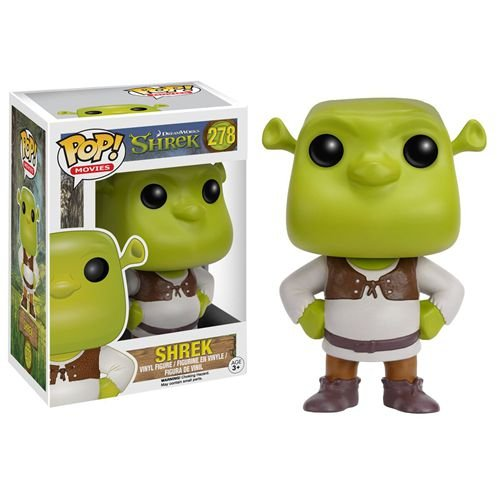 Shrek DreamWorks - SHREK - Pop Movies - Funko Vinyl