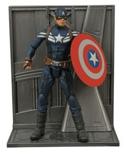 Captain America 2 -The Winter Soldier - Marvel Select - Diamond Select Toys
