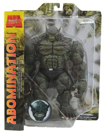 Abomination - Abominavel - Marvel Select - Diamond Select Toys