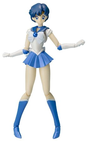 Sailor Mercury Pretty Guardian Sailor Moon S.H.Figuarts Bandai