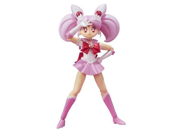 Sailor Moon Chibi Moon Pretty Guardian S.H.Figuarts Bandai