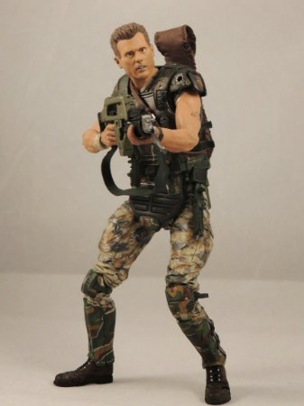Corporal Dwayne Hicks - Aliens - Neca - Series 1