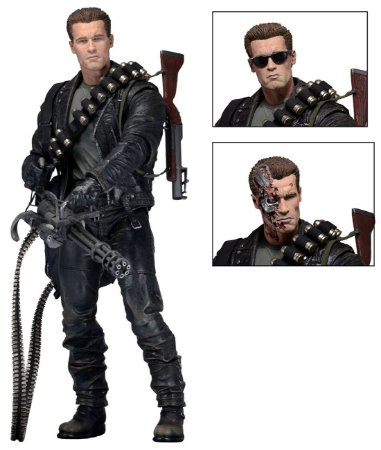 T-800 Ultimate - Terminator 2 - Judgment Day - Neca