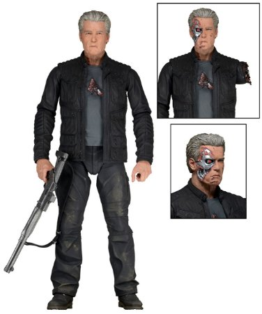 T-800 Guardian - Terminator Genesys - Neca