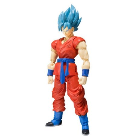 Son Gokou Super Saiyan God - S.H.Figuarts - Bandai - Dragon Ball Z