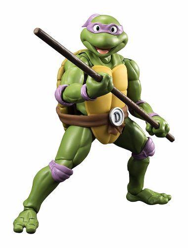 Donatello - S.H.Figuarts - Bandai - TMNT - Tartarugas Ninjas Mutantes