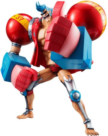 Armored Franky - Portrait of Pirates - Mega House - One Piece