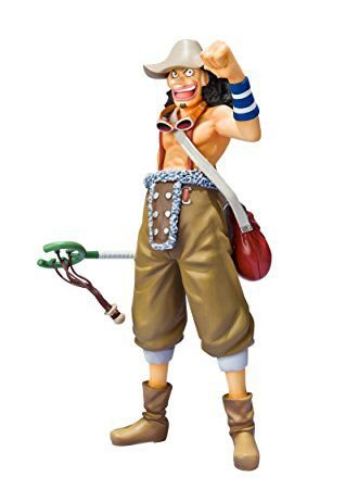 Usopp - (New World Ver.) - Figuarts Zero - Bandai - One Piece