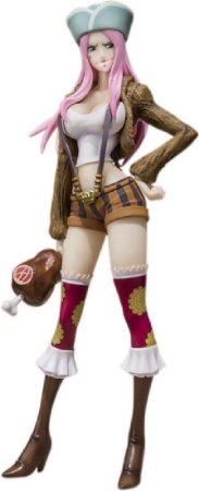 Jewelry Bonney - Figuarts Zero - Bandai - One Piece