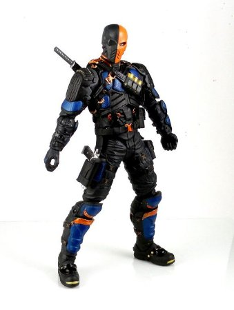 Deathstroke - Arrow - Dc Collectibles - Dc Comics