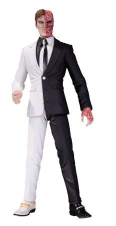 Two Face Zero Year - Series 3 - (Greg Capullo) - DC Comics - Dc Collectibles
