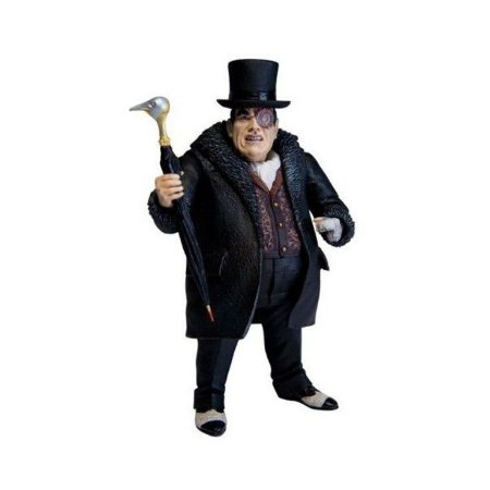 Pinguim (Arkham City) S3 - Dc Collectibles - Dc Comics