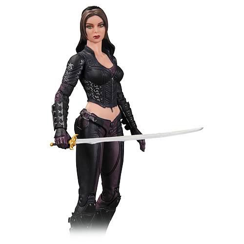 Talia Al Ghul (Arkham City) S4 - Dc Collectibles - Dc Comics
