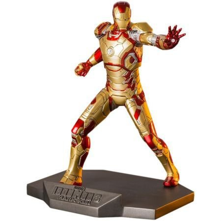 Iron Man 3 - Iron Man Mark XLII - 1/10 Art Scale - Iron Studios