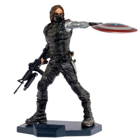 Winter Soldier - Captain America The Winter Soldier - 1/10 Art Scale - Iron Studios